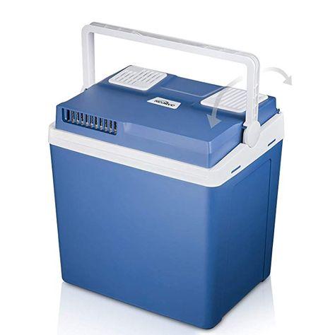 Amazon Com Kealive Frigorifico Para Coche 12 V Cc Enfriador Electrico Y Calentador Portatil Congelador R Car Refrigerator Car Cooler Portable Mini Fridge