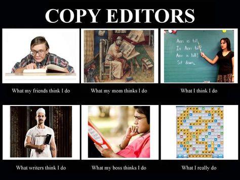 A Quick Guide on Copy Editing \ Proofreading Copy editing - copy editor job description