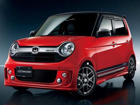 2014 Red HONDA N-ONE Mugen Tuning | Honda, Car, Kei car