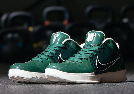 Undefeated x Nike Zoom Kobe 4 Mamba Day Release Date | Sole