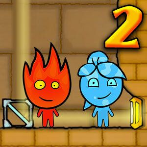 Play Fireboy And Watergirl The Light Temple On Kizi Make Your Way Through A New Temple With W Fireboy And Watergirl Free Online Games Play Free Online Games