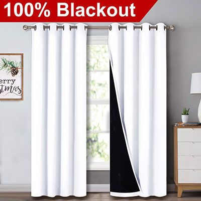 Top 10 Best Sun Blocking Curtains In 2020 Reviews Sun Blocking