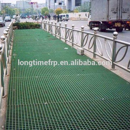 Frp Widely Used Drainage Grating Frp Grating Fiberglass Grating Plastic Flooring Drainage Grates Drainage