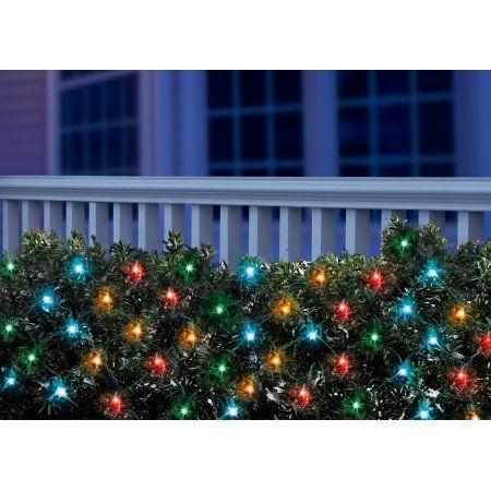 Home Outdoor Christmas Decorations Christmas Net Lights