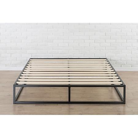 Modern Studio 10 Low Profile Platform Bed Frame Assorted Sizes
