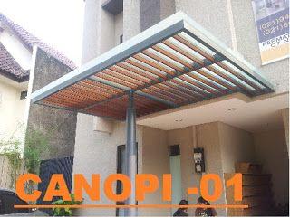 Model Kanopi Rumah Kantor Parkiran Canopy Design Outdoor Decor Home Decor