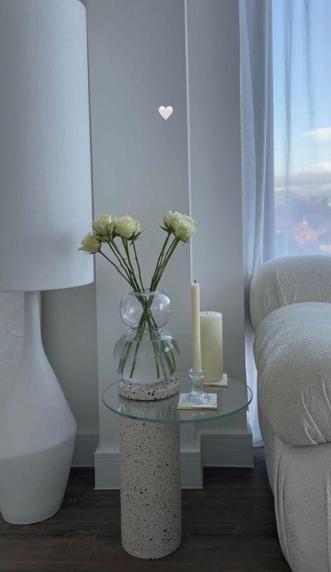 Dream Home Design, Home Interior Design, House Design, Cozy Room, Apartment Interior, Dream Rooms, Luxury Living, Room Decor, Sweet Home