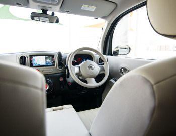 Interior Autech Nissan Cube Axis Jp Spec Z12 2012 Pr In 2020 Steering Wheel Wheel Vehicles