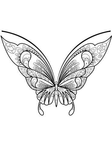 List Of Pinterest Farfalla Disegno Bambini Images Farfalla Disegno