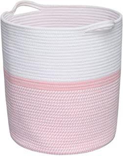 Amazon Com Pink Laundry Hamper Laundry Hamper Clothes Basket