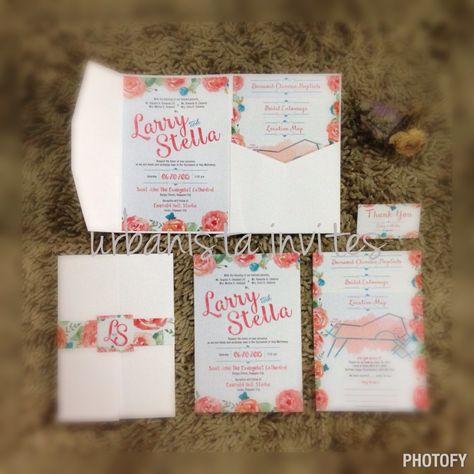 Pretty & dainty white #floralShabbyChic #weddinginvitation  Got any questions? E-mail us ❤️ inquiry.urbanistainvites@gmail.com  #urbanistainvites #invitationsph #wedding #urbanistainvitations #invitationph #igers #engagement #followme #prenup #weddinginvitationsph  #weddinginvitationph #philippineweddings #weddingph #philippinewedding  #weddingsmanila #weddingsph  #philippinebride #manilawedding #debut #manilaweddings #weddingsupplierph #weddingsuppliersph #weddingprep #bride #weddingex