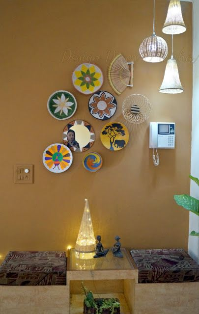 Wall Plates Decor India Home