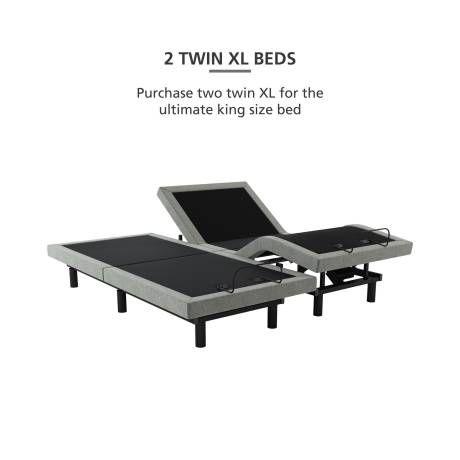 Power Adjustable Bed Base And Mattress Bed Base Adjustable Beds