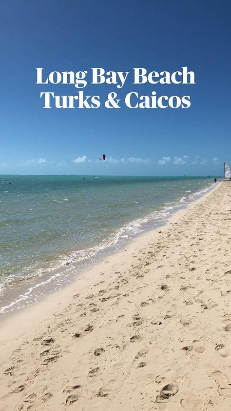 Long Bay Beach Turks & Caicos