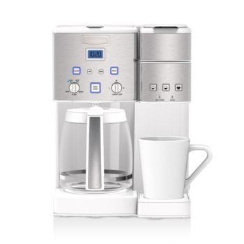 Cuisinart Coffee Center 12 Cup Coffeemaker Single Serve Brewer In 2020 Coffee Center Single Serve Coffee Makers Cuisinart