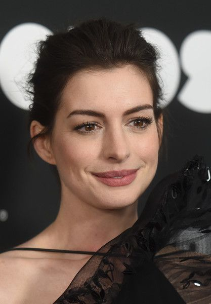 Anne Hathaway Now - Celebrity Red Carpet Beauty Looks Then and Now - Photos