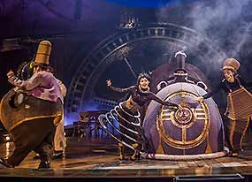 If you haven't had a chance to see Cirque Du Soleil's Kurios, it's ...