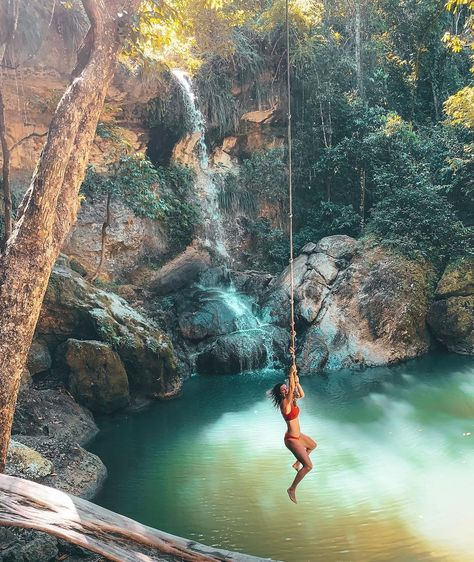 Outdoor experiences in Puerto Rico are suited for all types of travelers. Cool Places To Visit, Places To Travel, Places To Go, Vacation Trips, Vacation Spots, Dream Vacations, Puerto Rico Pictures, El Yunque Rainforest, Puerto Rico Trip