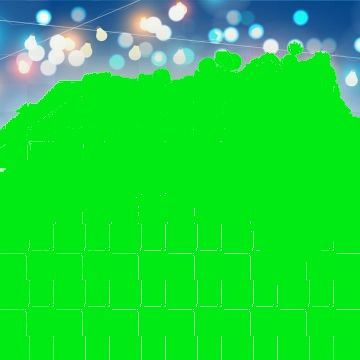Green Screen Fairy Lights In 2020 Fairy Lights Greenscreen Lights