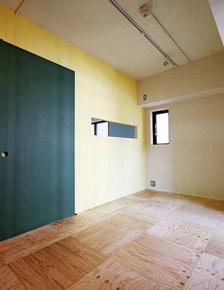 合板 Floor Collection 合板インテリア リノベーション 合板
