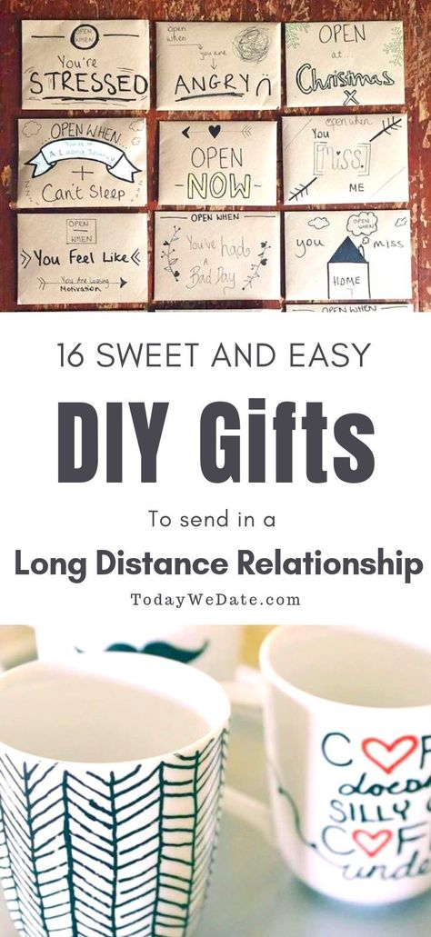 19 Ideas Diy Gifts For Boyfriend Just Because Long Distance Cute Ideas Here are some cute gift ideas that can show your boyfriend how much you care. 19 ideas diy gifts for boyfriend just