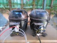 How To Create A Compressor With A Refrigerating Motor Well