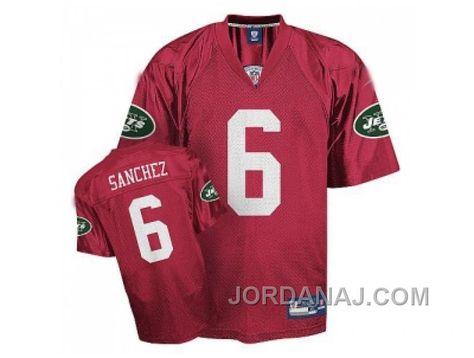 ... Authentic Jerseys Sale httpwww.jordanaj.comnfl-new-york-jets-6-sanchez-  NEW Green Mark ... 545fe56f8