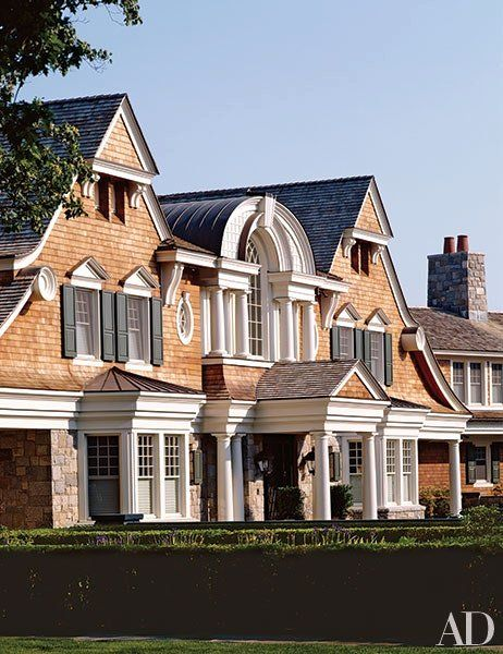 Shingle Style Beach House Plans Beautiful 26 Beautiful And Beachy Shingle Style Homes In 2020 Cottage Style House Plans Beach House Plans Lake Houses Exterior