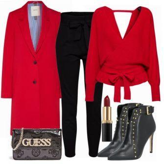 EDEFS Damen Damen Outfit Komplettes Business Outfit