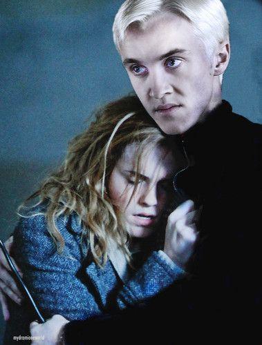 Dramione Photo Dramione Feltson My Edit Dramione Draco Harry Potter Harry Potter Draco Malfoy