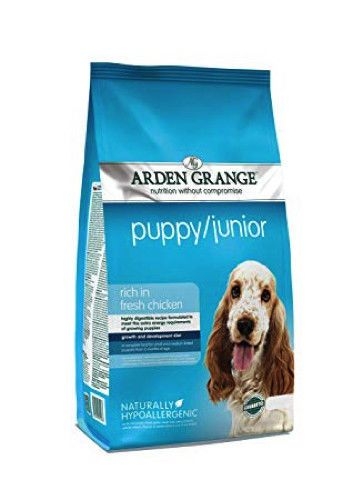 Arden Grange Puppy Complete Dog Food 12kg Dogfood Pets Supplies Care Food Ebay United Kingdom Dry Dog Food Chicken Puppy Chicken Dog Food Recipes