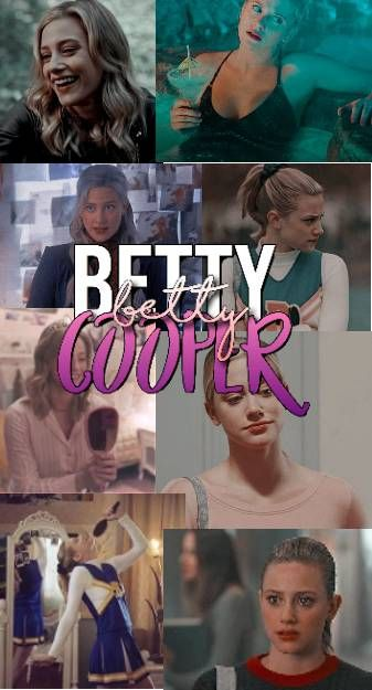 Betty Cooper Wallpaper