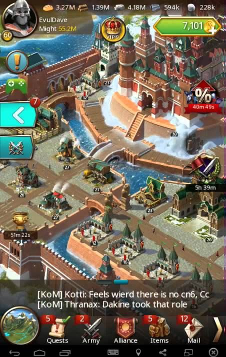 March Of Empires How You Can Get Free Gold Ios Android March Of