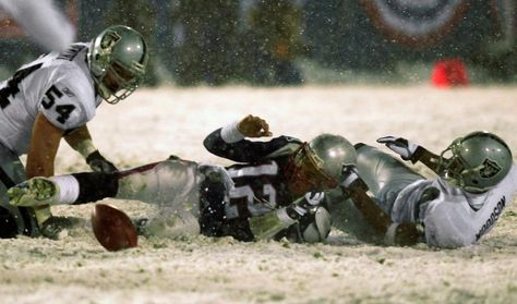 Tuck Rule game.