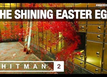 Hitman 2 The Shining Easter Egg New York Youtube In 2020 Beautiful The Shining Easter