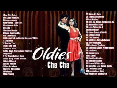 Golden Hit Back Nonstop Medley - 48 Non-Stop Greatest Oldies Cha Cha