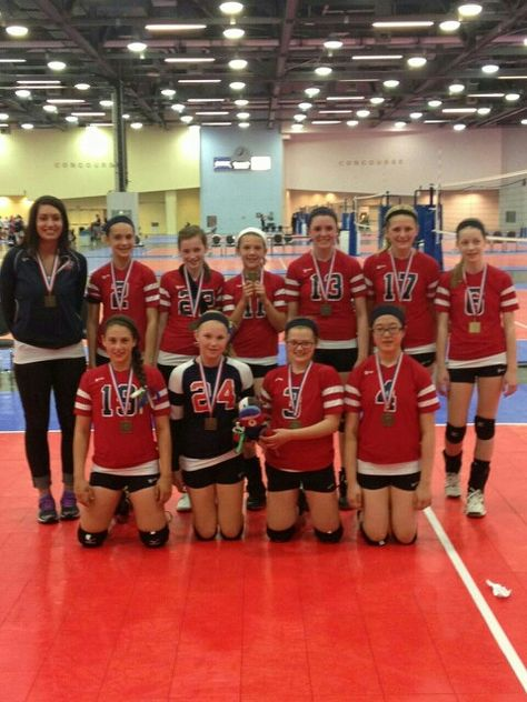 My Team Ovr Ohio Valley Regions In Columbus 1st Place In Our Bracket Awesome Avc Academyvollyballclub Boyfriend Quotes Volleyball Basketball Court