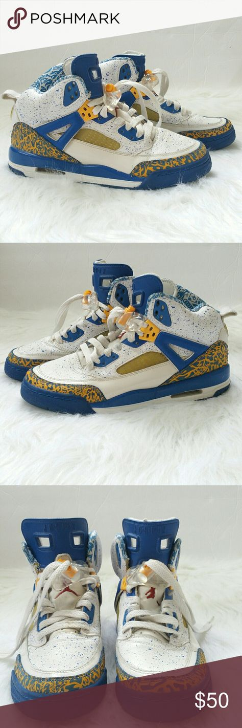 new product 1dff3 58e87 Air Jordan Spizike Do The Right Thing Sneakers 6Y Released in 2007, these  sneakers were