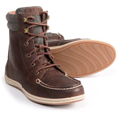Sperry Bayfish Boots - Leather (For