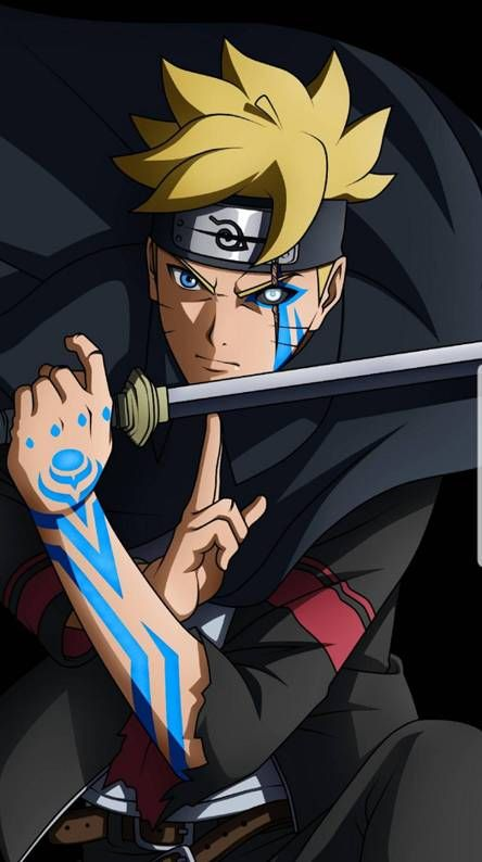 Boruto Wallpaper 4k Android 3d Wallpapers Naruto Minato Karakter Naruto Anime Naruto