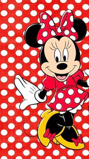 Minnie Mouse Wallpaper Download Free Awesome Full Hd Wallpapers For Desktop And Mobile De In 2020 Minnie Mouse Background Minnie Mouse Images Mickey Mouse Wallpaper