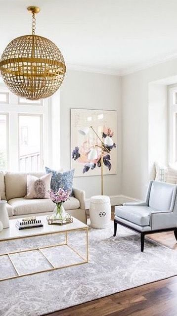 Light Bright Airy Living Room Tour Designing Vibes Living