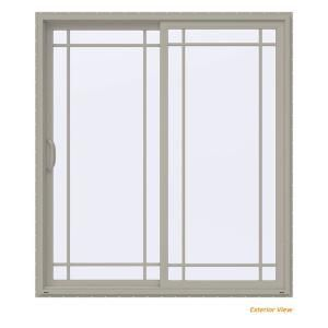 Jeld Wen 72 In X 80 In Primed Fiberglass Right Hand Full Lite F 2500 2 Panel Folding Patio Door Kit Th In 2020 Sliding Patio Doors Patio Doors Fiberglass Patio Doors