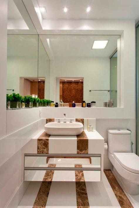 1001 Badezimmer Ideen Fur Kleine Bader Zum Erstaunen Mit