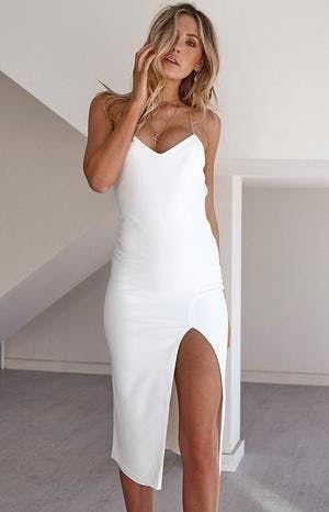 Starting Boutique White Costume
