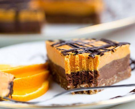 Roher Schoko Orangen Kuchen Healthy On Green Rezept Kaffee Und Kuchen Kuchen Kuchen Ohne Backen