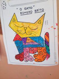 A Arte De Ensinar E Aprender Pintura De Obra De Arte Romero