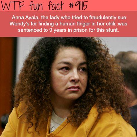 anna ayala wt fun fact