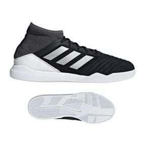 Adidas Predator 19 3 Indoor Soccer Shoes Black Cloud White Https Www Soccerevolution Com Store Products Adi 13177 F Php Ropa