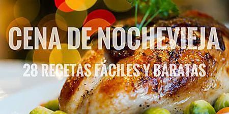 Cena De Nochevieja 28 Recetas Fáciles Y Baratas Con Productos De Lidl Cena Recetas Cenas Cenas